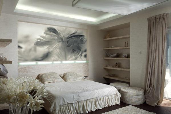 Фотообои в спальню нежные - лучшее от Арт-Принт