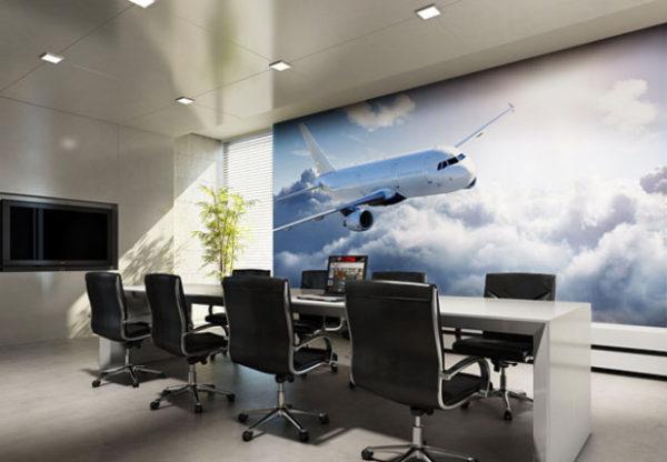 Фотообои для офиса - стильное и практичное решение от Арт-Принт